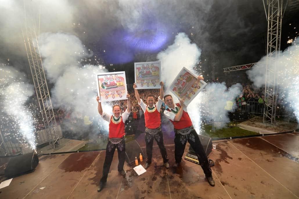 Juzi open air 2018 alextravel for Die jungen zillertaler