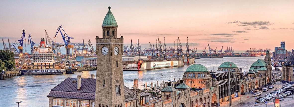 Hamburg Alex Travel