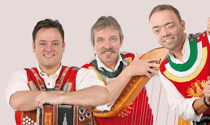 Musikkreuzfahrten Ursprung Buam Alex Travel