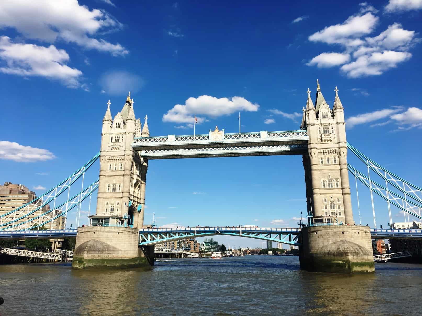 Urlaub Vereinsausflug London