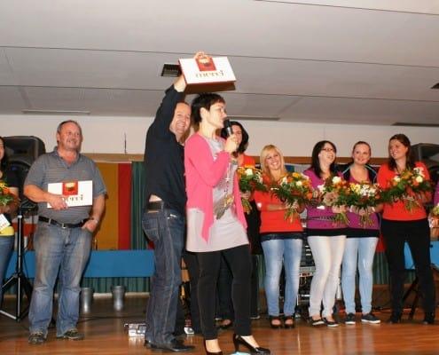 Alex Travel 15 Jahres Feier
