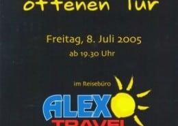 Tag der offenen Nacht bei Alex Travel