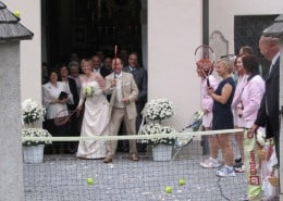 Hochzeit Alexandra und Harald
