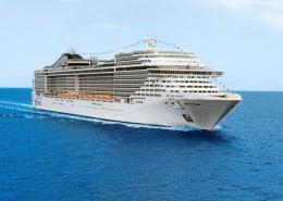 MSC Splendida - Mini-Kreuzfahrt zu Ostern 2012