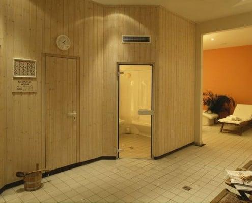Wellness und Saunabereich im Hotel NH Hamburg Horn