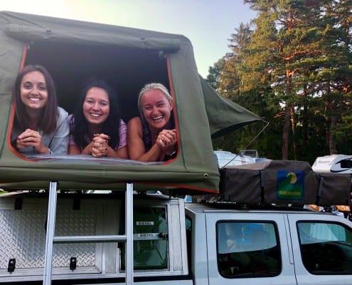 Camper Cruise America mit Alex Travel