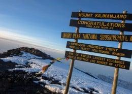 Tansania Kilimandjaro