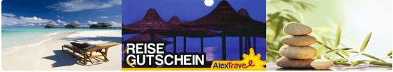 Reisegutschein Alex Travel
