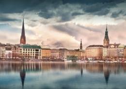 Konzertreise Hamburg - Anna Netrebko