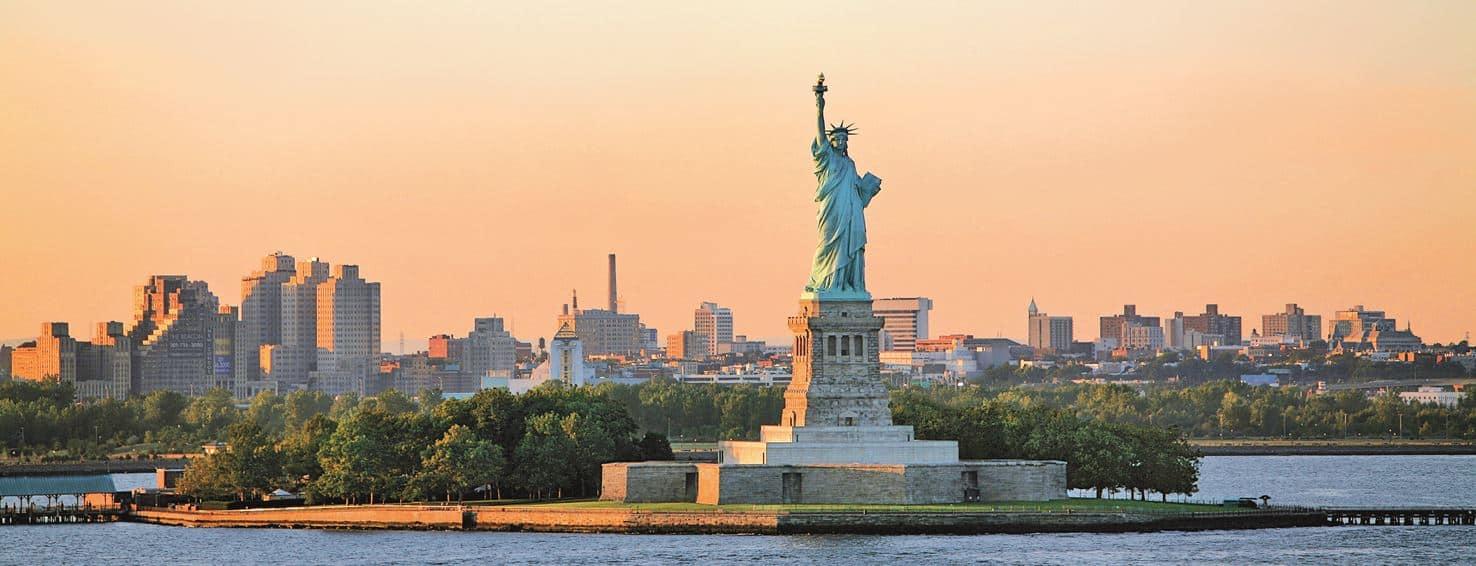 New York Freiheitsstatue Alex Travel