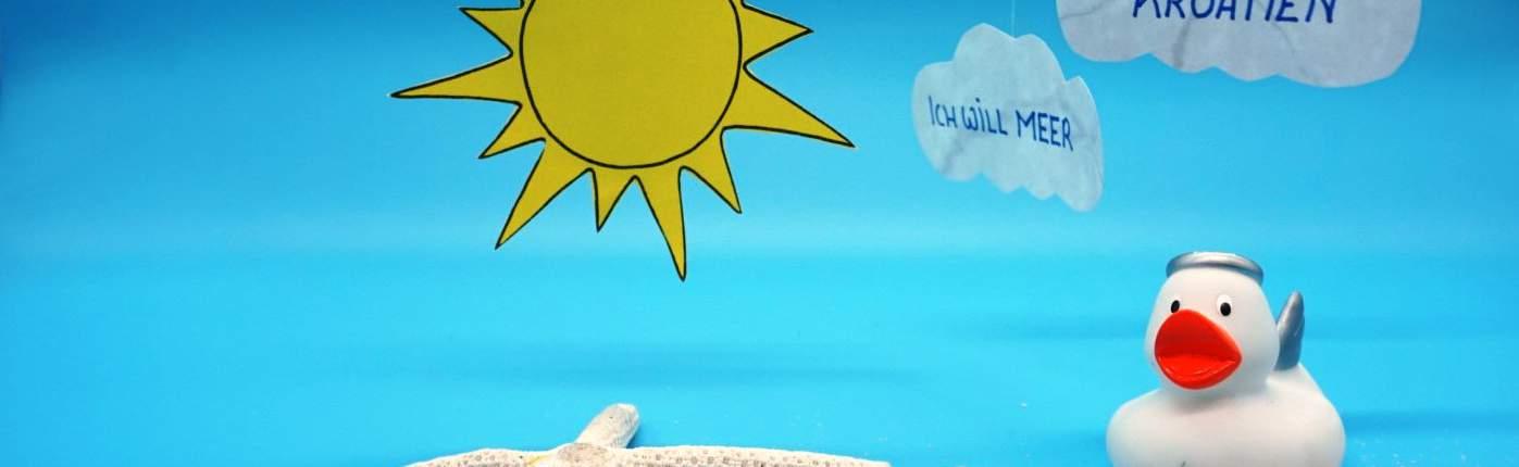 Ich will Meer Kroatien by Alex Travel