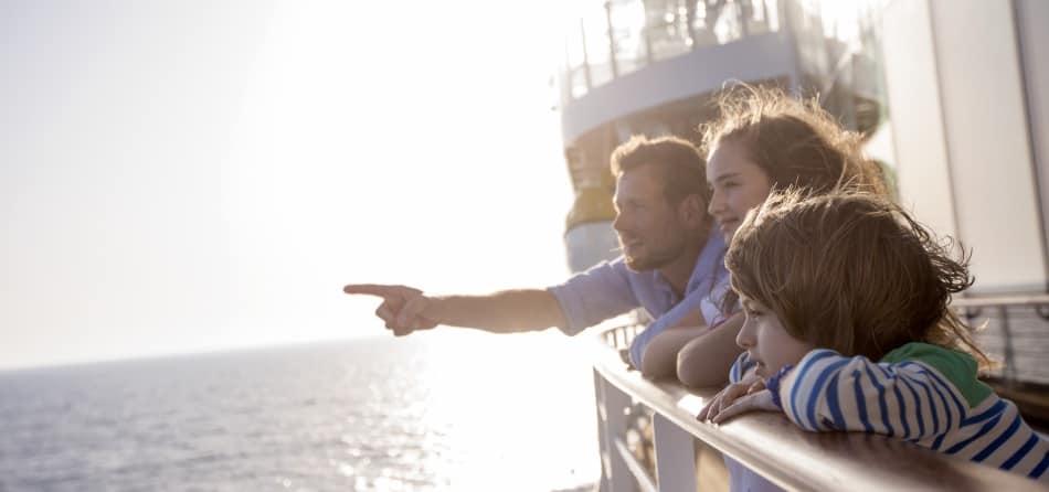 Kreuzfahrt mit Kids